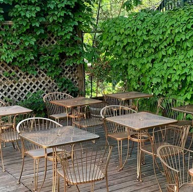 13 Great Secluded Patios In Chicago