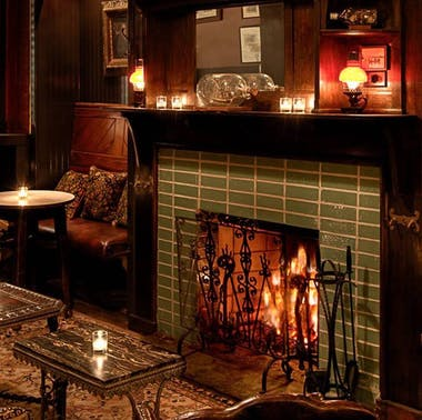 Where To Eat And Drink During A Snowstorm