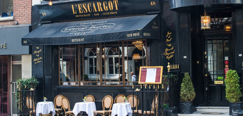 Where To Eat Lunch In Soho