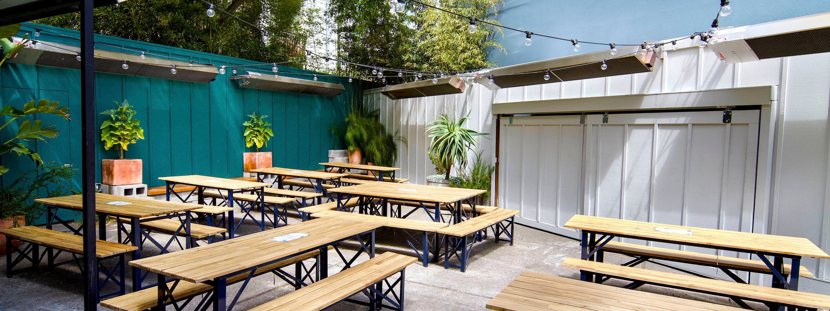 The 25 Best Places To Drink Outside In San Francisco - San Francisco - The Infatuation