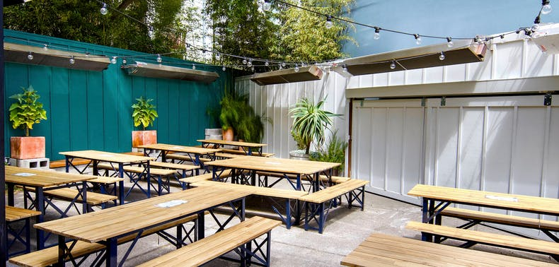The 25 Best Places To Drink Outside In San Francisco