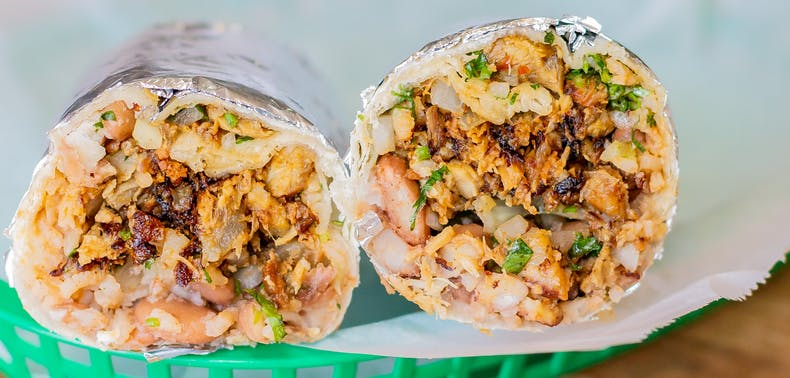 The 12 Best Burritos In San Francisco