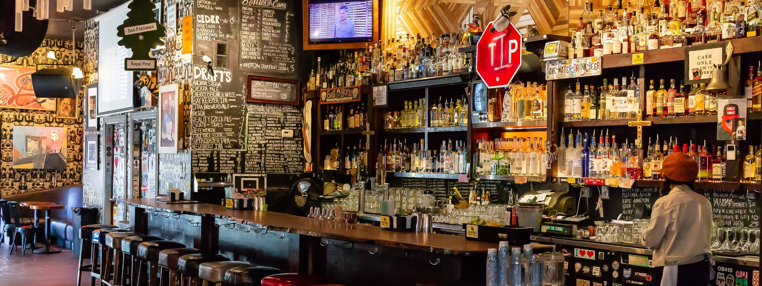 The Bar Greatest Hits List The 27 Best Bars In Sf San Francisco The Infatuation