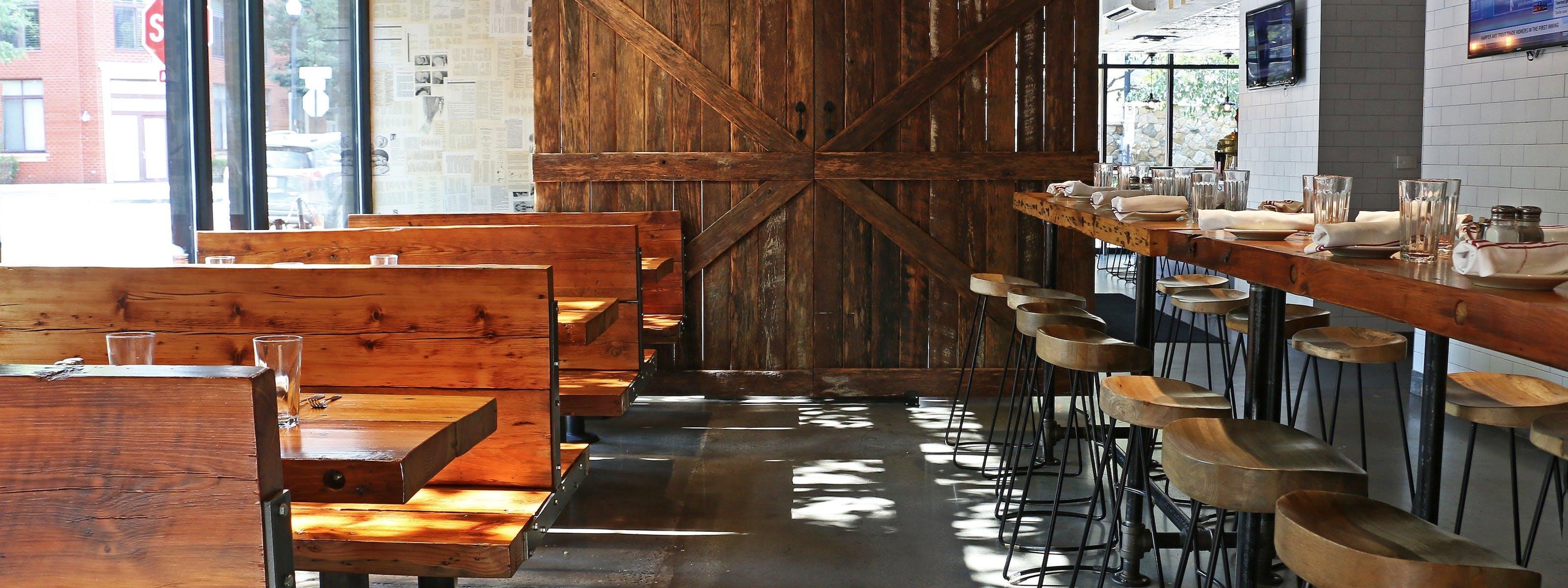The Best Arlington Restaurants - Arlington - Washington DC - The Infatuation