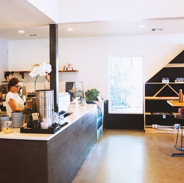 The Best Austin Coffee Shops For Doing Work feature image