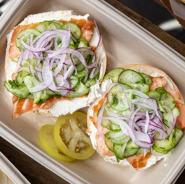 The Best Bagels In Los Angeles