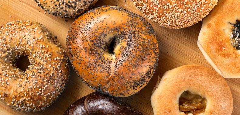 The Best Bagels In NYC