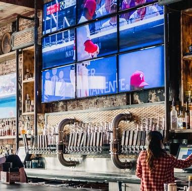 The Best Bars To Watch Sports In Philly
