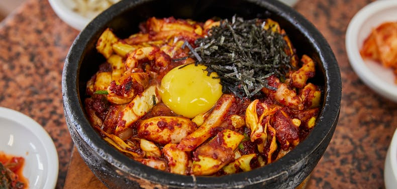 The Best Bibimbap In LA