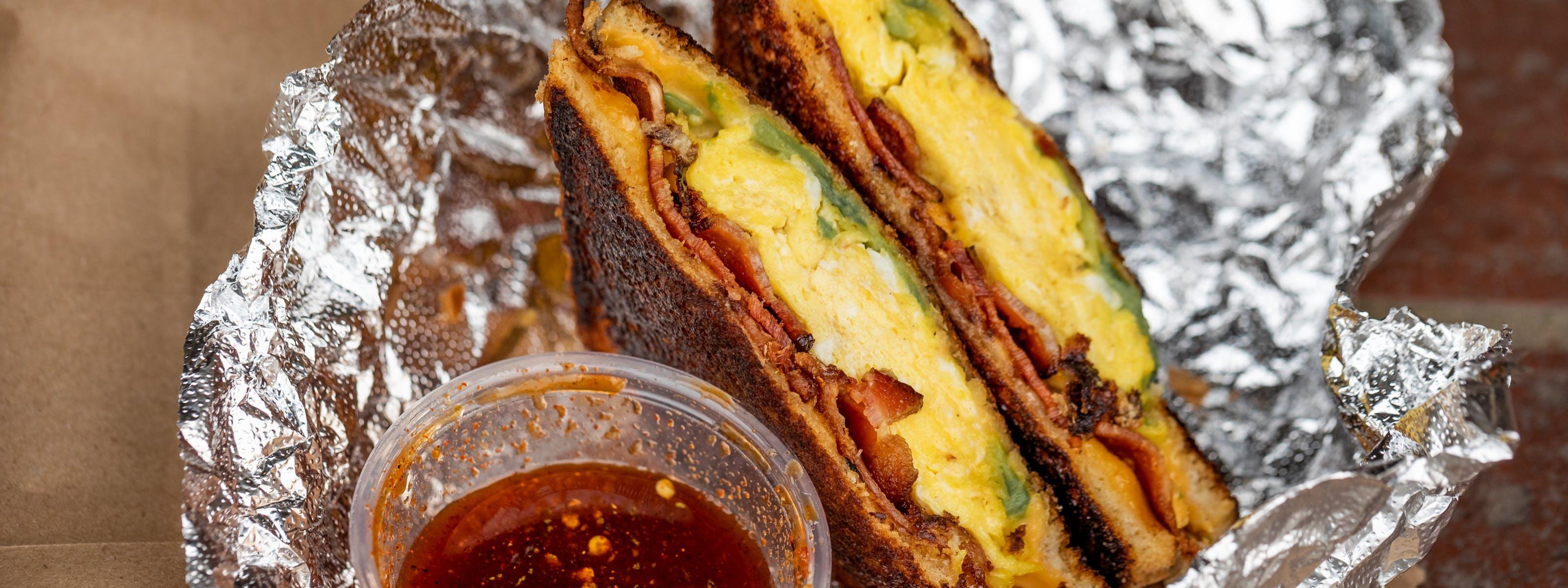 The Best Breakfast Sandwiches In LA - Los Angeles - The Infatuation