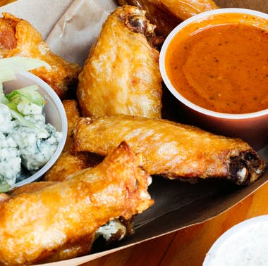 The Best Chicken Wings In Austin