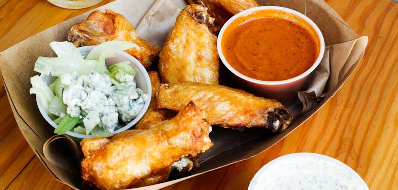 The Best Chicken Wings In Austin