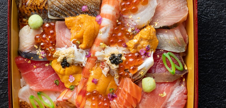 The Best Chirashi In LA