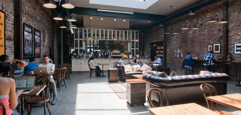 The Best Coffee Shops For Meetings