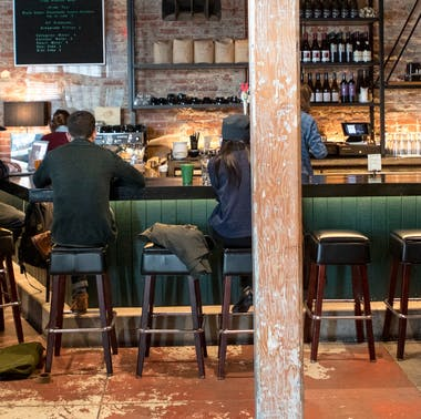 The Best Coffee Shops For Getting Work Done In Los Angeles feature image