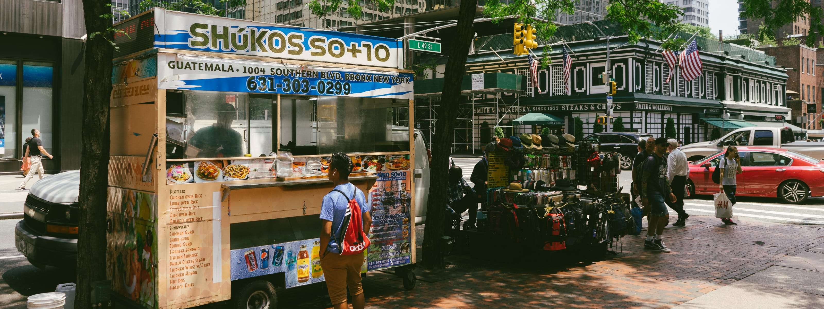 The Best Food Trucks & Carts In NYC - New York - The Infatuation