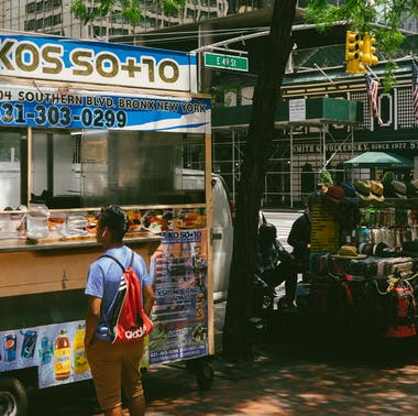 The Best Food Trucks & Carts In NYC