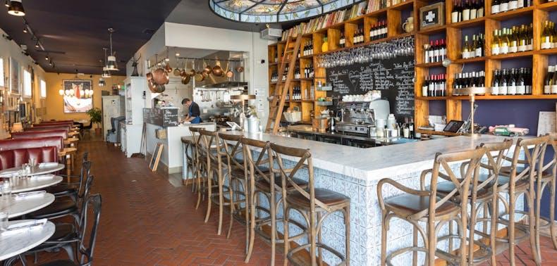 The Best French Restaurants In LA