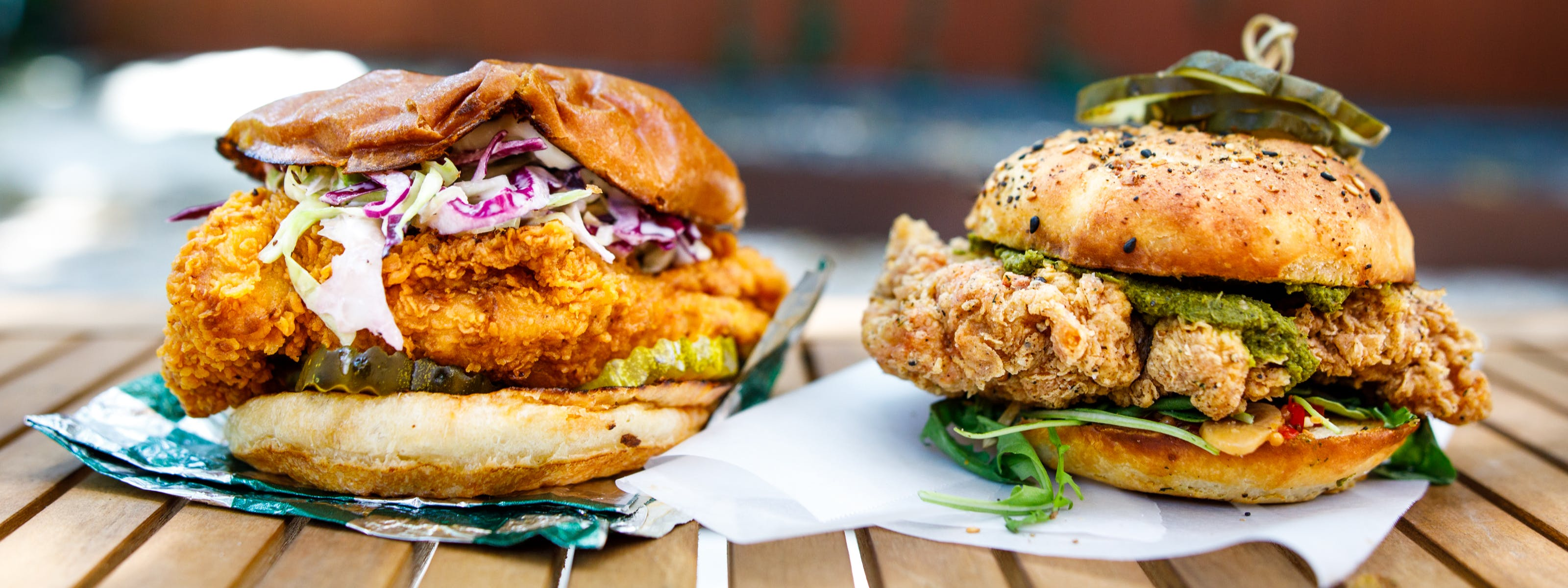 The Best Fried Chicken Sandwiches In Austin - Austin - The Infatuation
