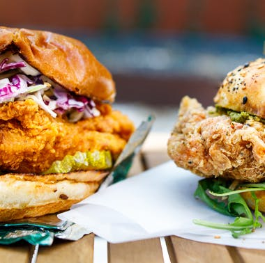 The Best Fried Chicken Sandwiches In Austin