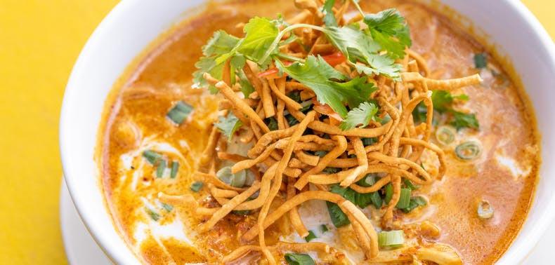 The Best Khao Soi In LA