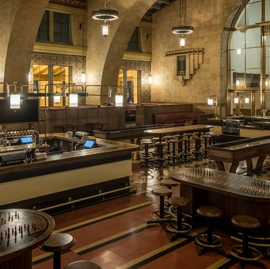 17 Great LA Bars With Activities