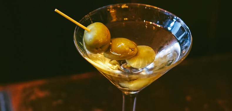 Where To Go When You're In The Mood For A Martini