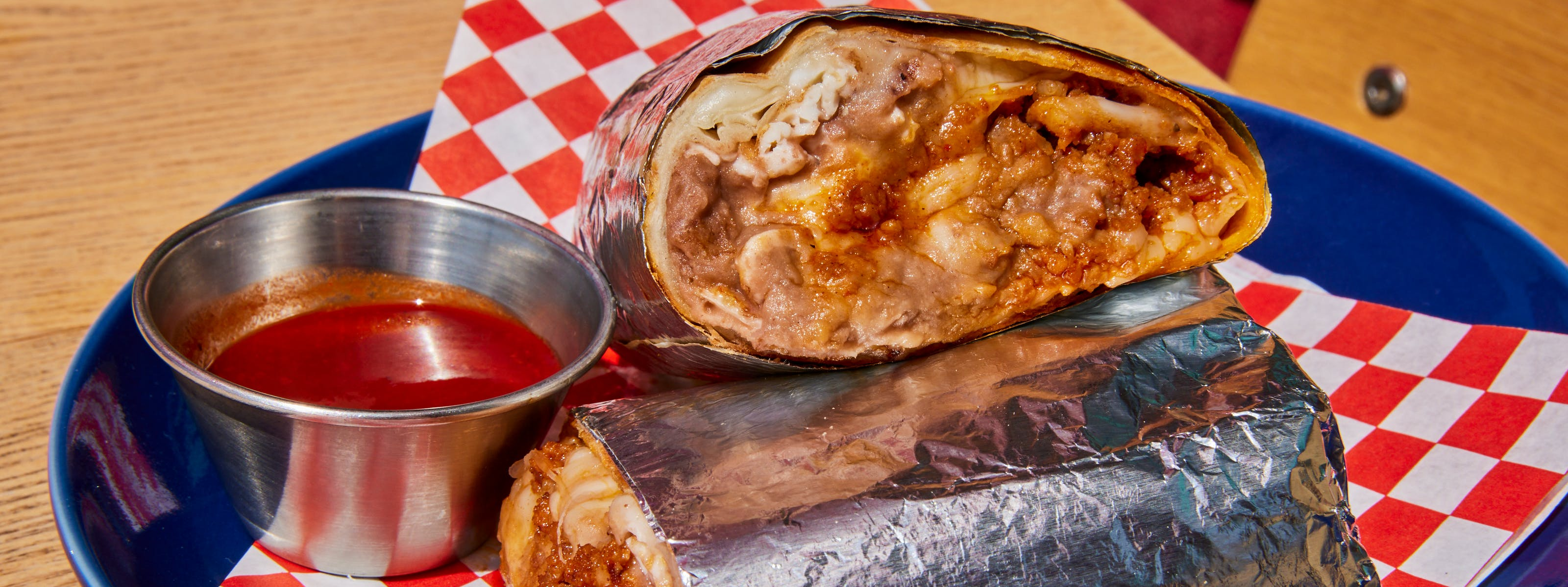 The Best New Breakfast Burritos In LA - Los Angeles - The Infatuation