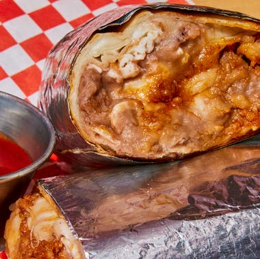 The Best New Breakfast Burritos In LA