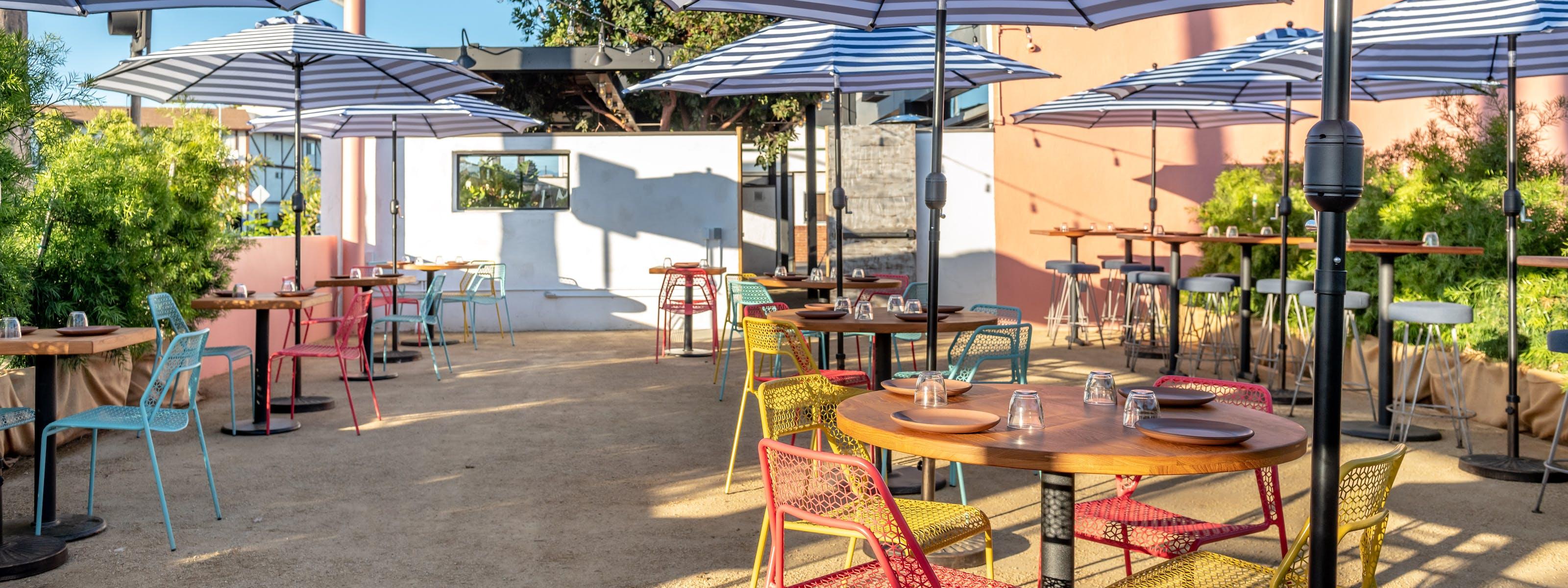 The Best Outdoor Brunch Spots In LA - Los Angeles - The Infatuation