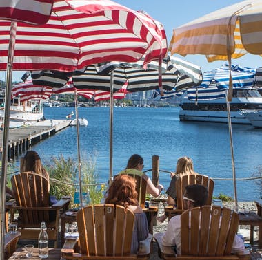The Best Seattle Patios For Eating And Drinking