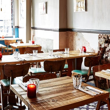 The Best Restaurants In Dalston
