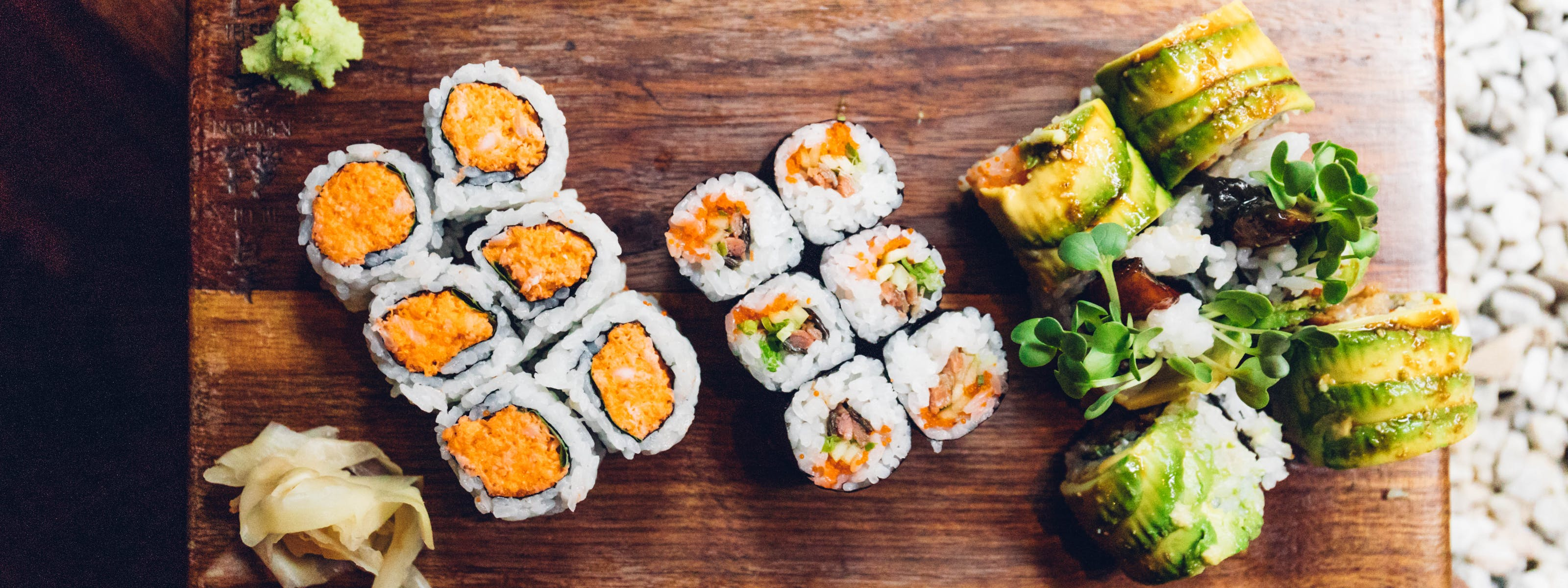 The Best Places To Eat Sushi Outside In NYC - New York - The Infatuation