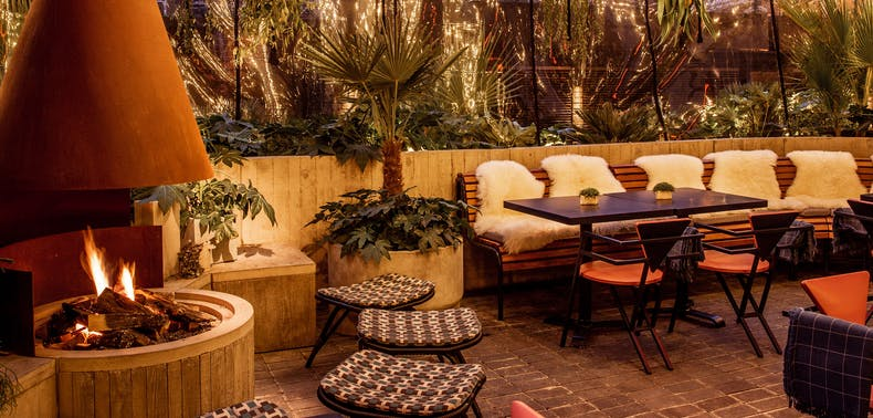 The Best Places In London To Get A Cocktail Outside