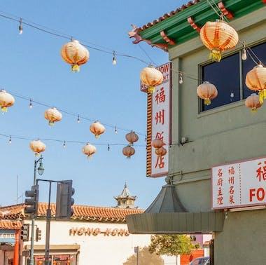 The Best Restaurants In LA's Chinatown