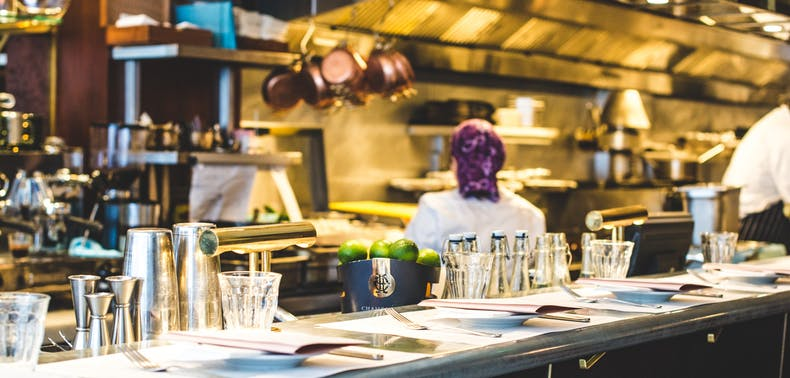 The Best London Restaurants For Eating At The Counter