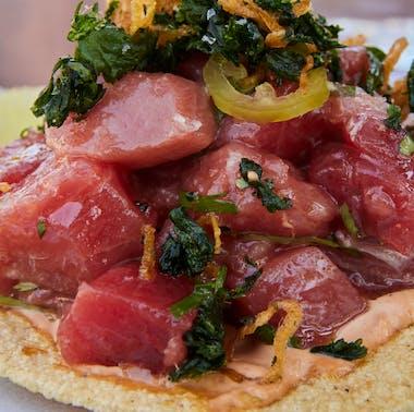 The Best Seafood Tostadas In LA