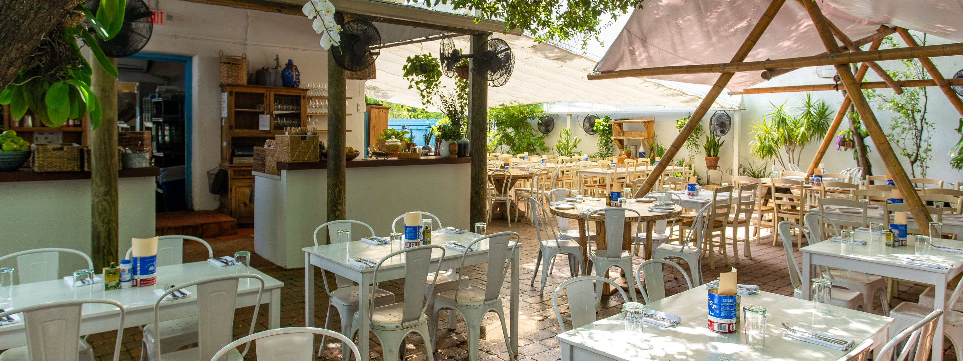 The Best Shaded Patios In Miami - Miami - The Infatuation