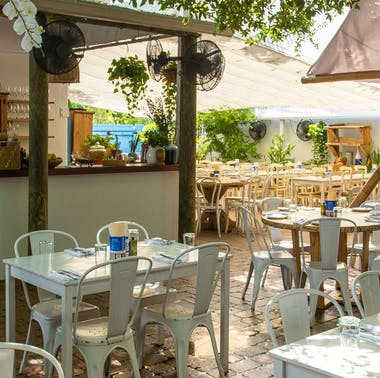 The Best Shaded Patios In Miami