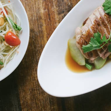 The Best Thai Restaurants In NYC feature image