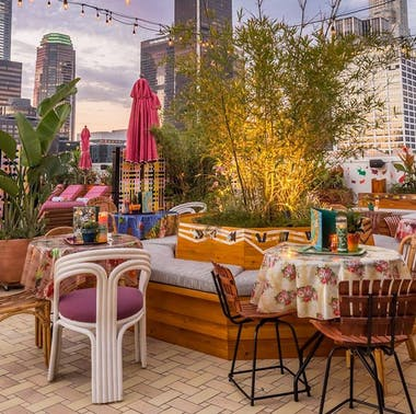 The Least Awful Rooftop Bars In LA