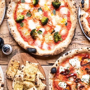 The London Pizza Delivery Guide