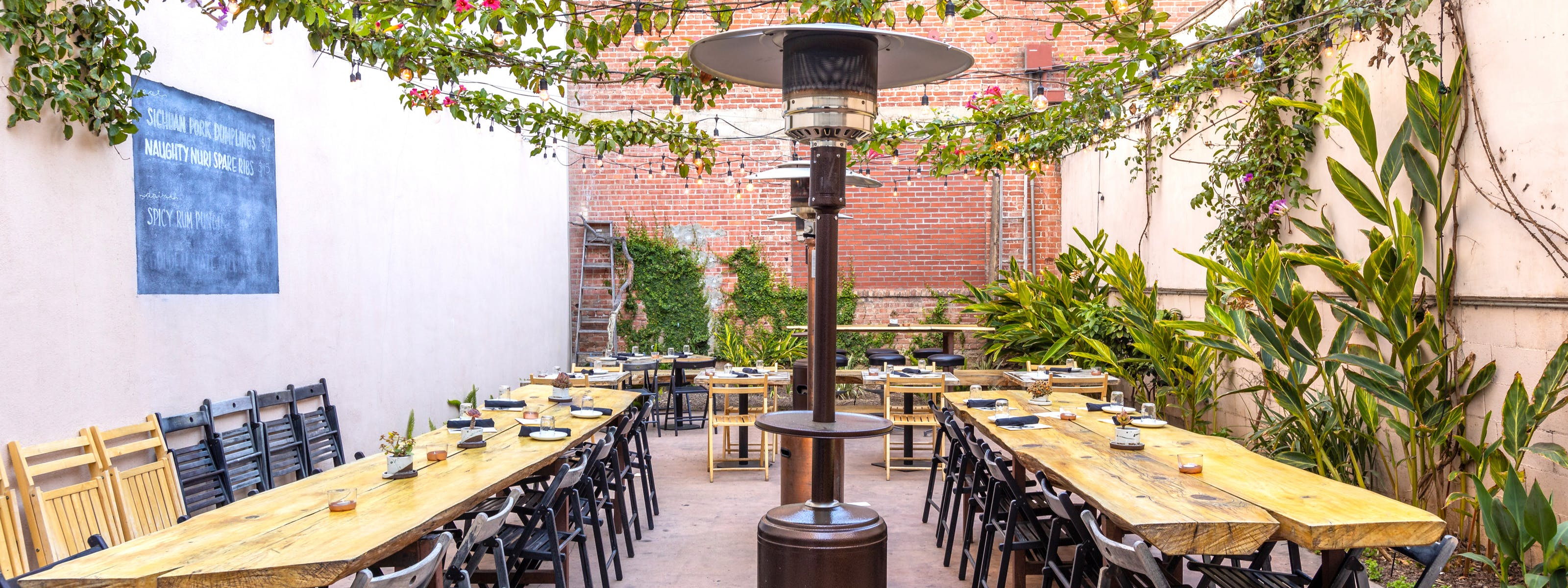 NYC Restaurants With Outdoor Heat Lamps - New York - The Infatuation
