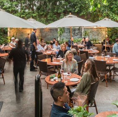 The Patio Power Rankings: Where To Eat & Drink Outside This Summer feature image