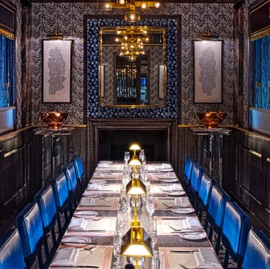 London's Best Private Dining Rooms