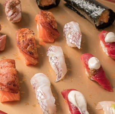 The Sushi Delivery Guide