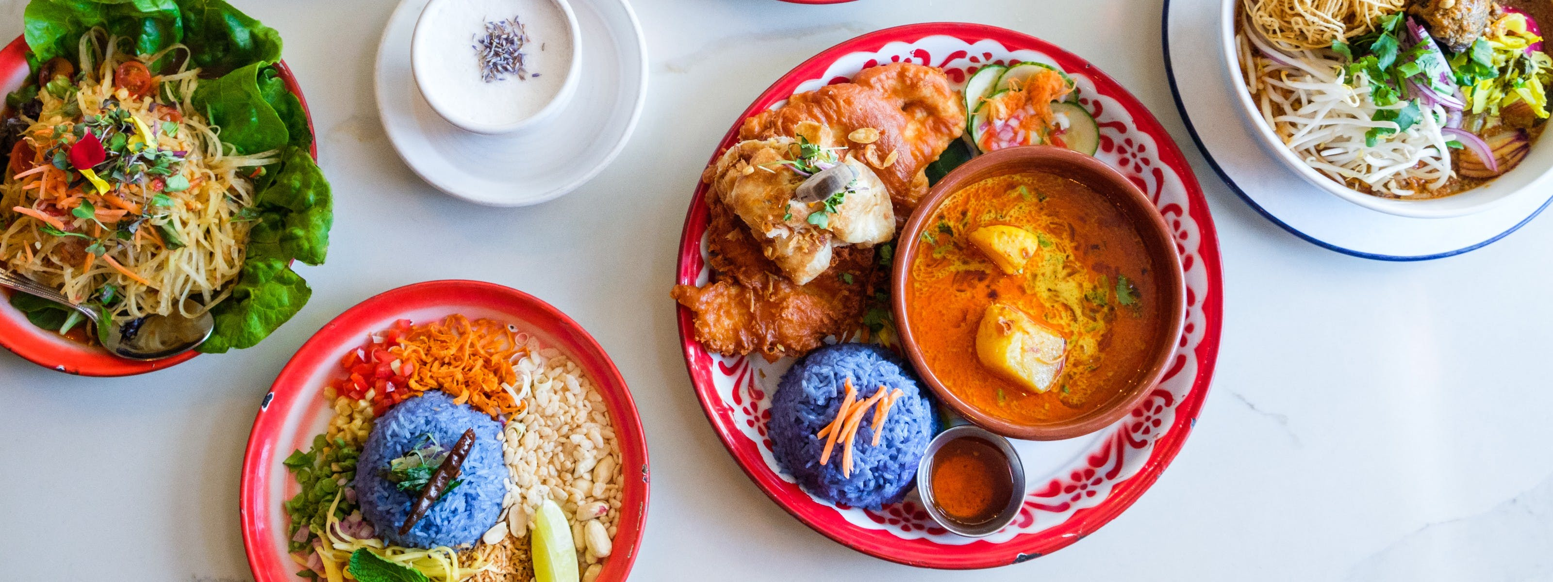 Where To Get Thai Takeout And Delivery In Sf The East Bay San Francisco The Infatuation