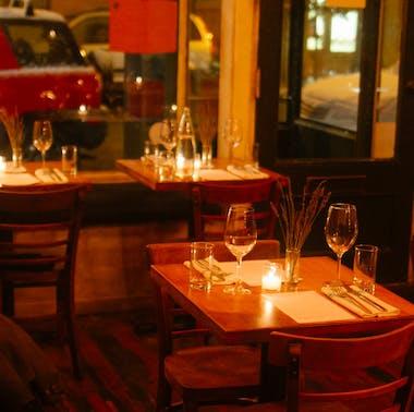NYC's Coziest Restaurants feature image