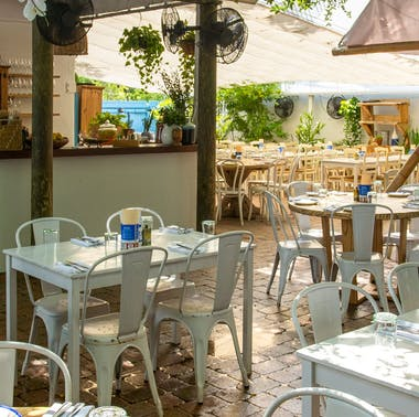 Miami Restaurants With Outdoor Seating
