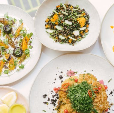 The Best Places To Eat Vegetarian Food In NYC feature image
